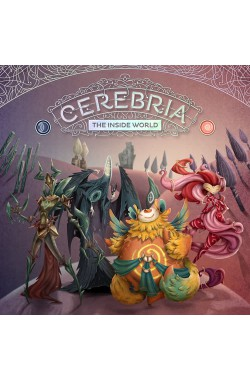 Cerebria: The Inside World [Kickstarter Versie]