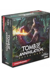 Dungeons and Dragons: Tomb of Annihilation Board Game