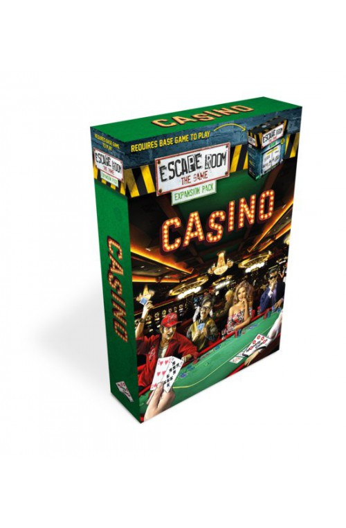 casino escape room the game