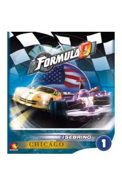 Formula D: Circuits 1 – Sebring and Chicago
