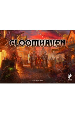 Gloomhaven (First Edition)
