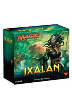 Magic the Gathering: Ixalan Fat Pack Bundle