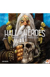 Preorder - Raiders of the North Sea: Hall of Heroes  [Kickstarter Versie - verwacht januari 2018]