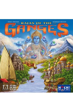 Rajas of the Ganges (EN)