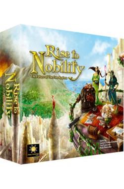 Preorder - Rise to Nobility [ Deluxe Versie - Kickstarter Exclusive] [januari 2018]