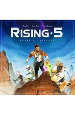 Preorder - Rising 5: Runes of Asteros [april 2018)