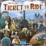 Ticket to Ride Map Collection: Volume 6 – France and Old West