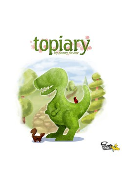 Preorder - Topiary [december 2017]