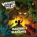 Vikings gone Wild : Masters of Elements [Kickstarter Versie]
