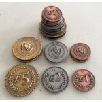 Viticulture: Metal Coins