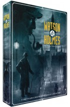 Watson and Holmes: From the Diaries of 221B