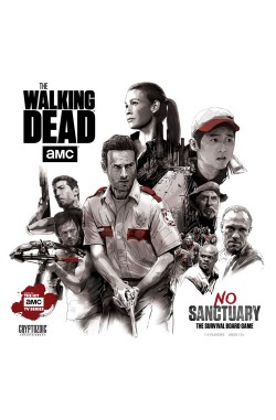 Preorder - The Walking Dead: No Sanctuary [februari 2018]