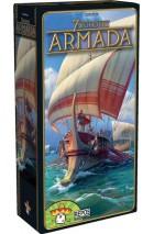 Preorder - 7 Wonders: Armada (verwacht oktober 2018)