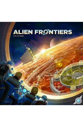 Alien Frontiers (5th Edition)