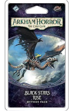 Arkham Horror: The Card Game – Black Stars Rise: Mythos Pack