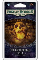Arkham Horror: The Card Game – The Unspeakable Oath: Mythos Pack  (The Path to Carcosa Cycle - Pack 2)
