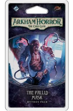 Arkham Horror: The Card Game – The Pallid Mask Mythos Pack