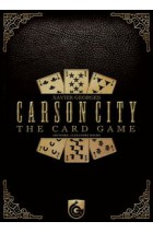 Carson City: The Card Game (schade)