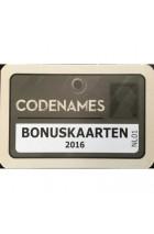 Codenames: bonuskaarten 2016 [NL]