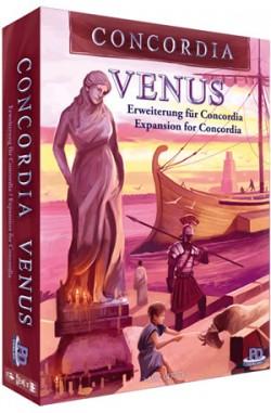 Concordia Venus (expansion)
