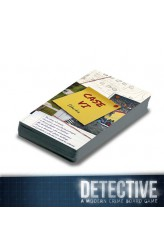 Detective: A Modern Crime Board Game – Case 6: Suburbia