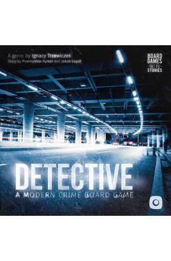 Preorder - Detective: A Modern Crime Board Game [verwacht Q3 2018]