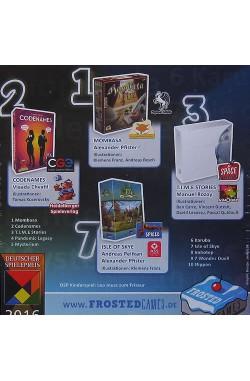 Deutscher Spielepreis Goodiebox 2016