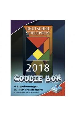 Deutscher Spielepreis Goodiebox 2018