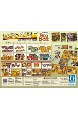 Escape: The Curse of the Temple – Big Box Second Edition