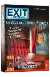 EXIT - De dode in de Orient Express