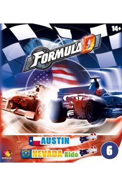 Formula D: Circuits 6 – Austin and Nevada Ride