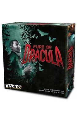 Preorder - Fury of Dracula (fourth edition) [verwacht juli 2018]