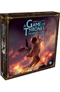 Game of Thrones: Het Bordspel - Mother of Dragons [NL]