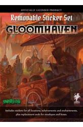 Gloomhaven Removable Sticker Set