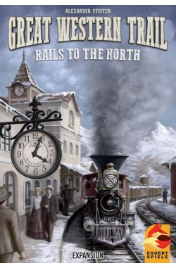Great Western Trail: Rails to the North (DU)