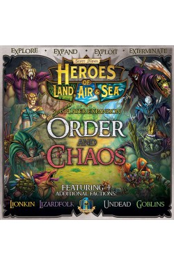 Heroes of Land, Air and Sea: Order and Chaos