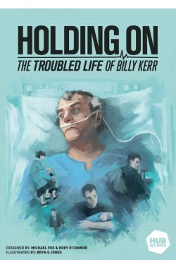 Preorder - Holding On: The Troubled Life of Billy Kerr [verwacht oktober 2018]