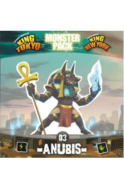 King of Tokyo: Monster Pack – Anubis