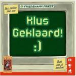 Klus Geklaard! (aka Finished!)