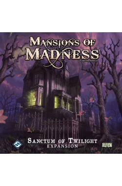 Mansions of Madness: Second Edition – Sanctum of Twilight