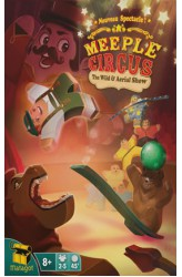Meeple Circus: The Wild Animal and Aerial Show