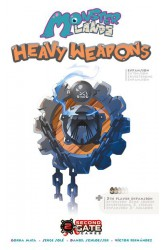 Monster Lands: Heavy Weapons & 5th Player