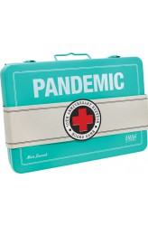 Pandemic 10th Anniversary Edition met painted mini's [NL]