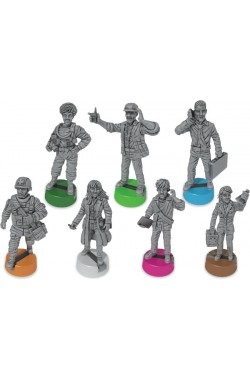 Preorder - Pandemic 10th Anniversary Edition met painted mini's [NL] [December 2018]
