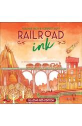 Preorder - Railroad Ink: Blazing Red Edition [verwacht november 2018]