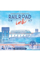 Preorder - Railroad Ink: Deep Blue Edition [verwacht februari 2019]