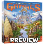 Preorder - Rajas of the Ganges (NL) [verwacht eind mei]