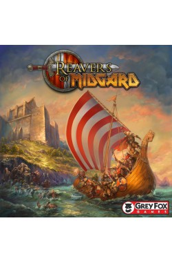 Preorder - Reavers of Midgard [Kickstartversie] [verwacht juni 2019]