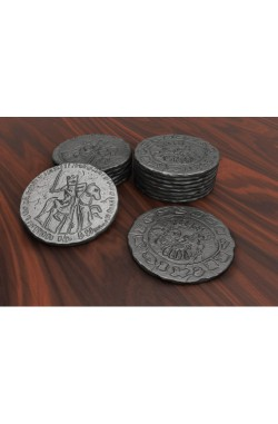 Robin Hood and the Merry Men [Metal coins]