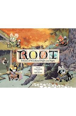 Root (derde print)